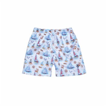 Peralina - Zack Swimming Short - V