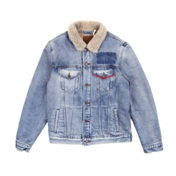 Deus ex Machina - LWH Ronald Stonewash Jacket