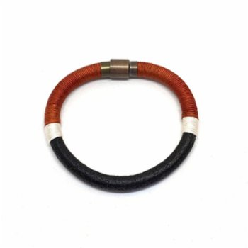 Nature Of The Things - Leather Bracle - XI
