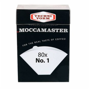 Moccamaster - Filter Paper For Cup One