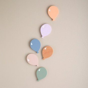 Figg - Mini Jade Balloon Wooden Block