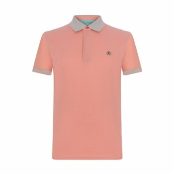 Peralina - Denny Dad Polo Neck T-shirt