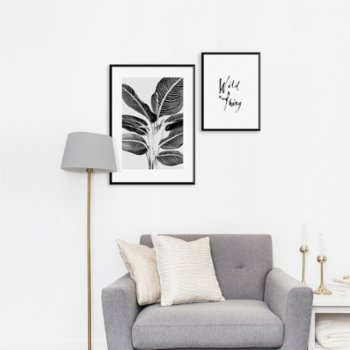 Normmade - Heliconia Art Print