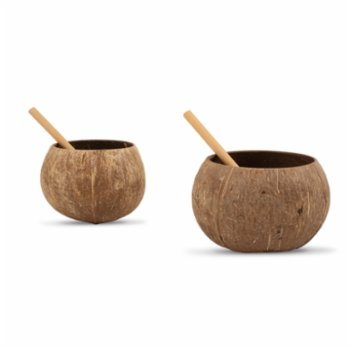 Gaia's Store - Coco Cup 2 Pack