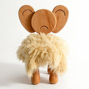 Kinderbow - Elephant Chair & Pouffe