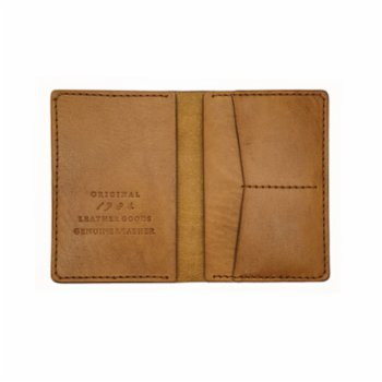 1984 Leather Goods - Passport Holder