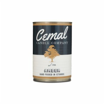 Cemal Candle Company - Amber Candle