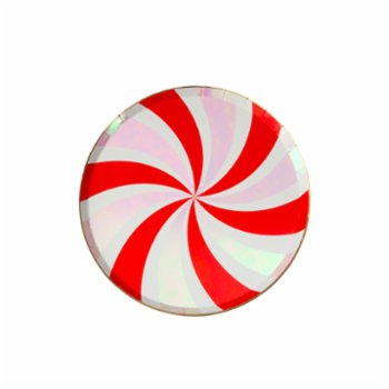 Meri Meri - Peppermint Swirl Side Plate
