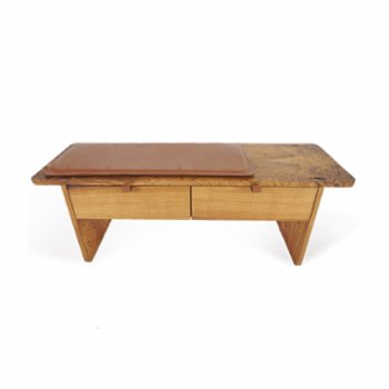 Ananas Woodworking - Hol Bench