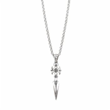 Atolyewolf - Spear Necklace