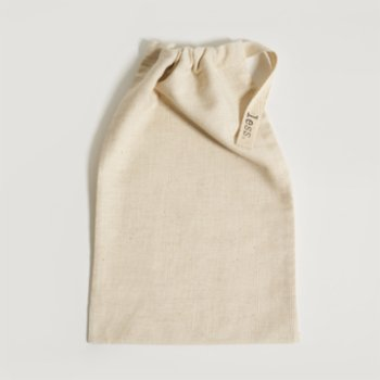 Less. - Cotton Produce Bag