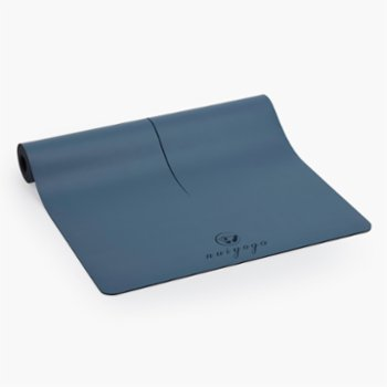 Nui Yoga - Ma'at Design Nonslip Blue Yoga And Pilates Mat