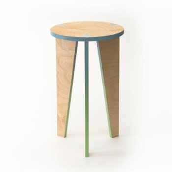 Womodesign - Wooden Stool