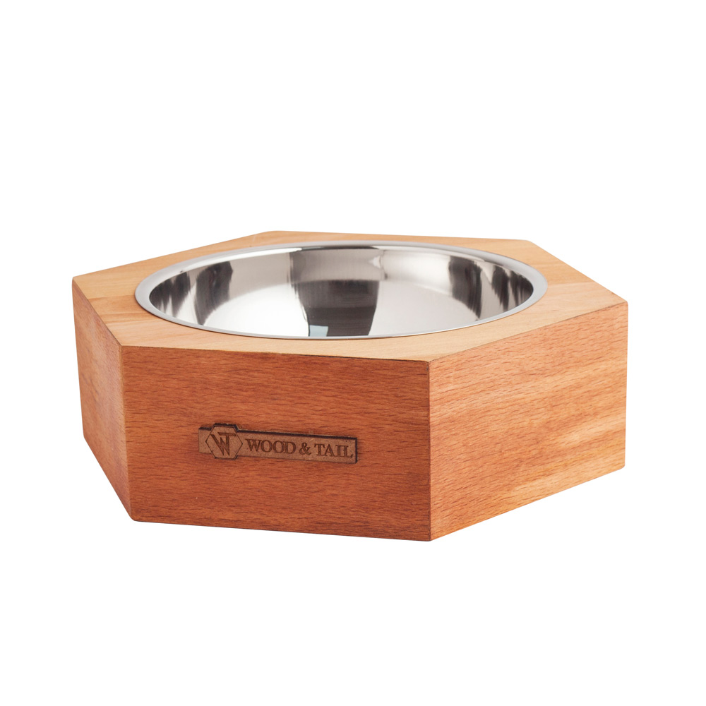 Wood&Tail - Honeycowl Dog Bowl Stand