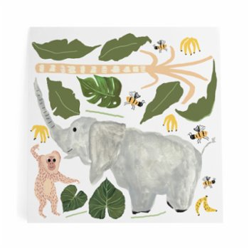 Pop by Gaea - Elephant XL Sticker