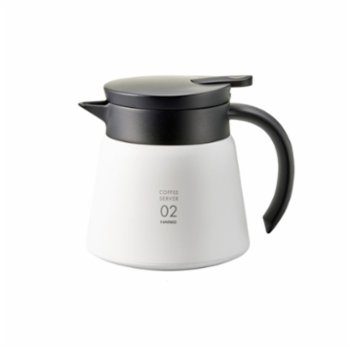Hario - Hario V60 Insulated Stainless Steel Server 600