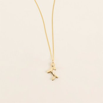 Mi Mujer Atelier - Golden Coral Charm