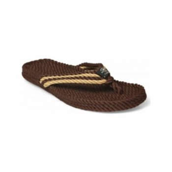 Nomadic State of Mind - No Name Flop Rope Slippers