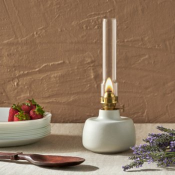 Sauca Collection - Plump Oil Lamp