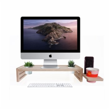 Tufetto - Tufetto Yodoo Wooden Monitor Stand