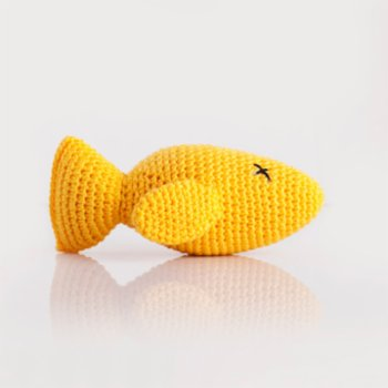 Wood&Tail - Hand Knitted Fish