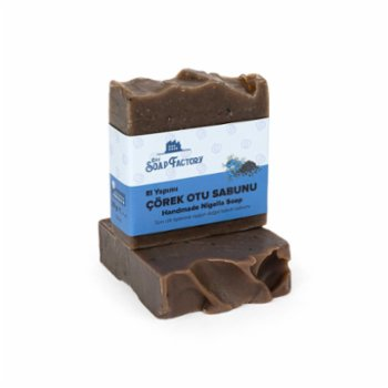 The Soap Factory - Cold Processed Black Seed Soap