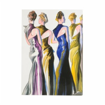 Libretto - A5 Charles James: Beyond Fashion- Evening Dresses - Defter