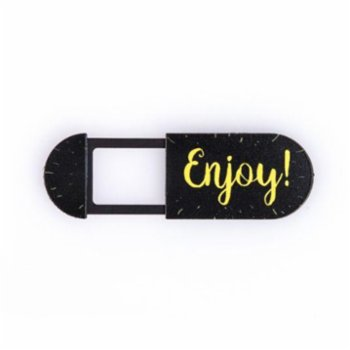 Funsy - Sliding Webcam Cover | Enjoy