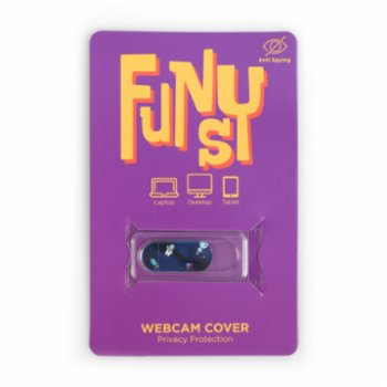Funsy - Sliding Webcam Cover | Cosmos