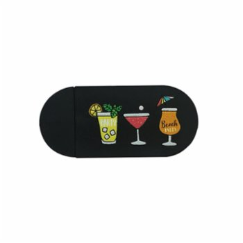Funsy - Sliding Webcam Cover | Cocktail