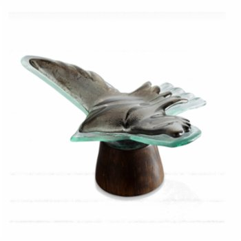 Saken Cam & Tasarım - Bird Glass Sculpture