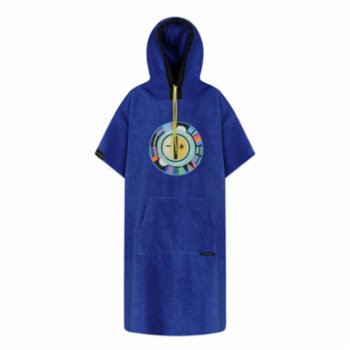 All Of Chrome - Sun Age Terry Unisex Poncho