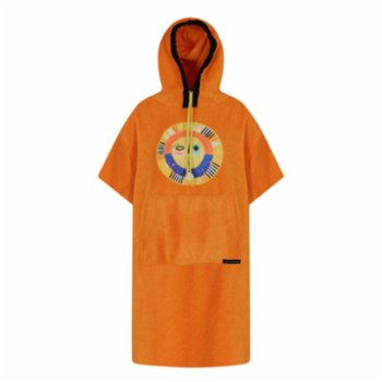 All Of Chrome - Sun Year Terry Unisex Poncho