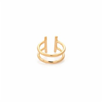 Miklan Istanbul - Double Band Ring