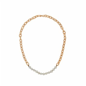 Miklan Istanbul - Juliet Pearl Gold Necklace