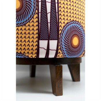 3rd Culture - Gamtoos Pouffe