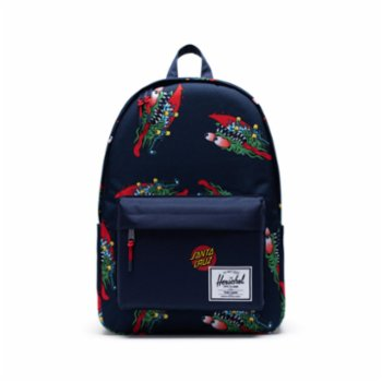 Herschel Supply Co. - Classic  X-Large Slasher/Peacoat/True Red Backpack