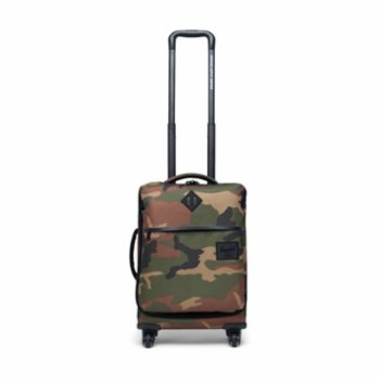 Herschel Supply Co. - Highland Carry On Woodland Camo Travel Bag