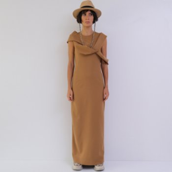 Muum.co - Long Dress (Without Hoodie)
