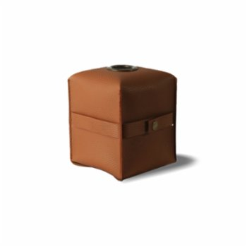 Gorgons - Erato Leather Tissue Box