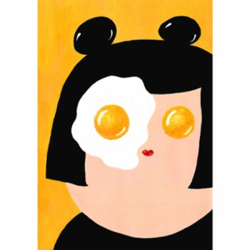 Yamisi - Mimi The Ommelette Lover Poster