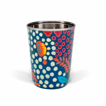 3rd Culture - Small Navy Tumbler