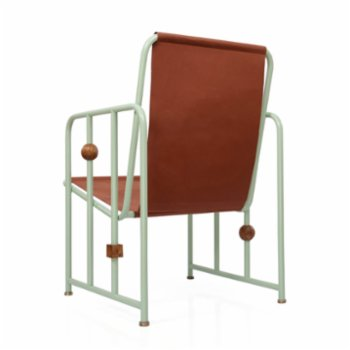 Bunt - Abacus Rounded Chair