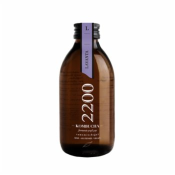 Kombucha 2200 - Lavender Tea 6 Packs 250 ml