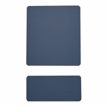 Pout - Hands 3 Split Midnight Wireless Charger Mouse Pad