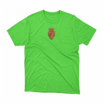 Value By Value - Patched Heart T-shirt