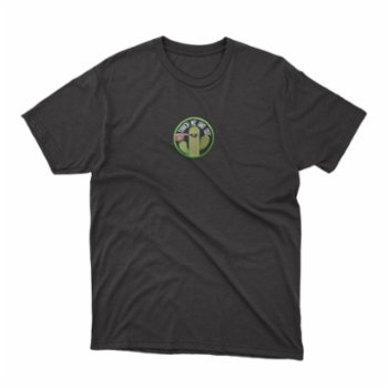 Value By Value - Patched Cacti T-shirt