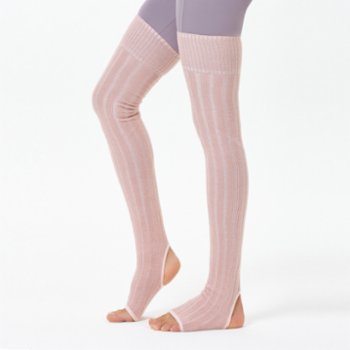 Nui Yoga - Thigh High Yoga And Pilates Socks