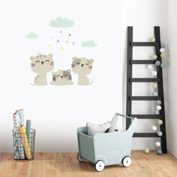Jüppo - Kitty Kats Wall Sticker