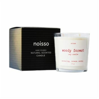 Noisso - Woody Forest Double Wick Soy Wax
